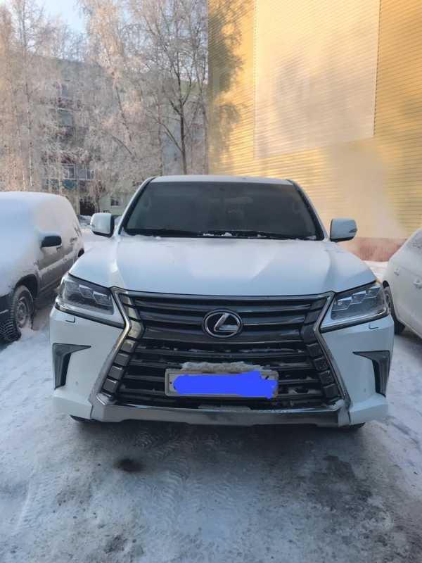 Lexus LX450d, 2015 год, 4 000 000 руб.