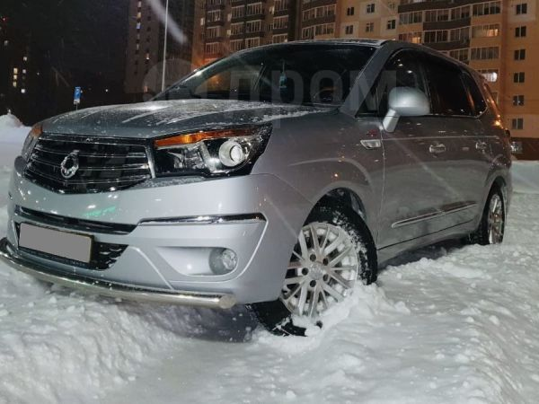 SsangYong Stavic, 2013 год, 979 000 руб.