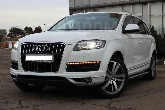 Audi Q7, 2012 год, 1 480 000 руб.