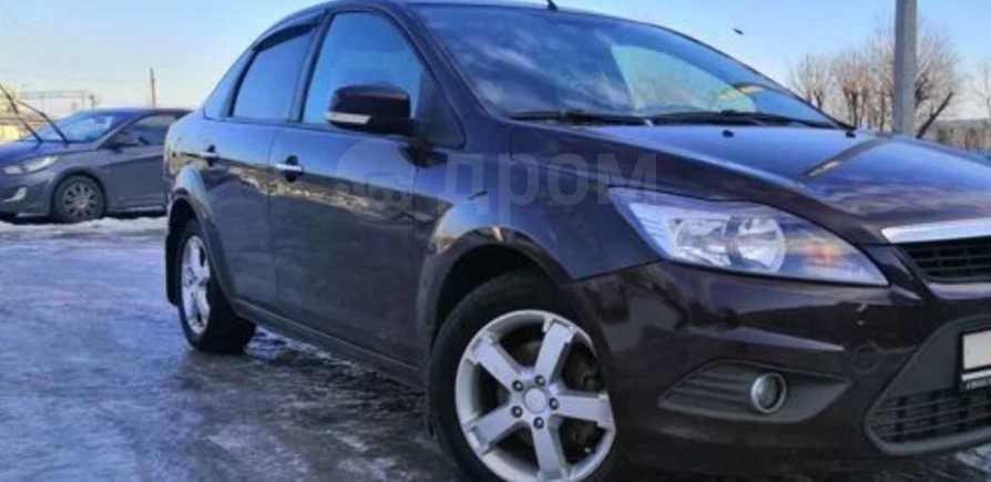 Ford Focus, 2009 год, 279 000 руб.