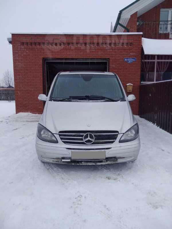 Mercedes-Benz Viano, 2004 год, 570 000 руб.
