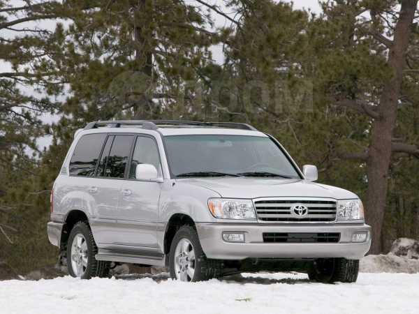 Toyota Land Cruiser, 2003 год, 1 000 010 руб.