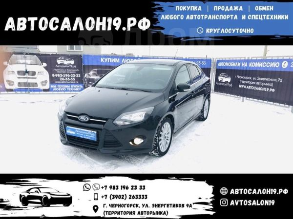 Ford Focus, 2013 год, 505 000 руб.