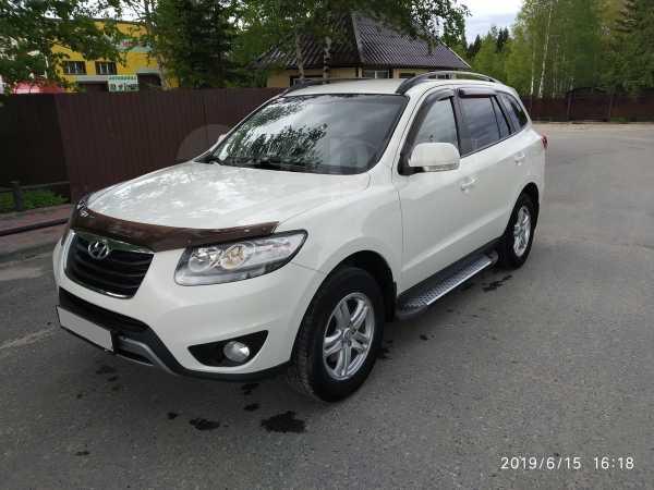 Hyundai Santa Fe, 2011 год, 927 000 руб.