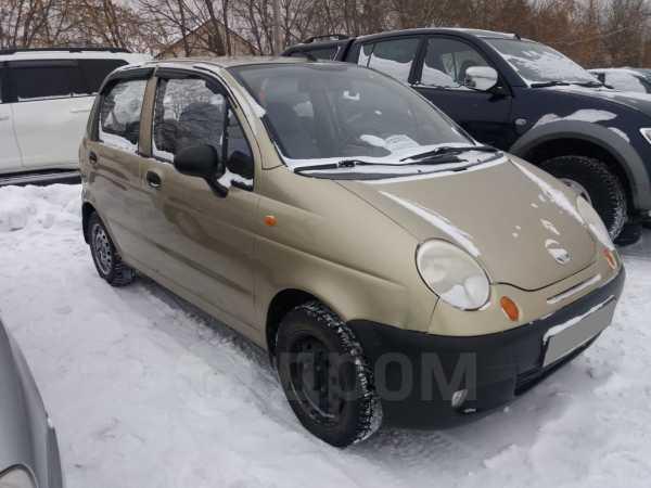 Daewoo Matiz, 2008 год, 106 000 руб.