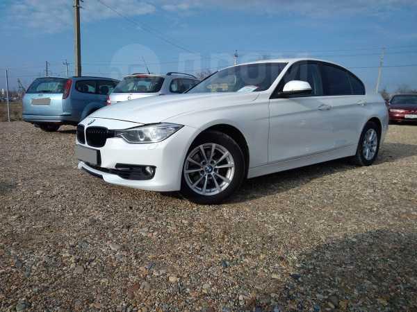 BMW 3-Series, 2013 год, 857 000 руб.
