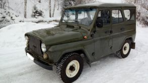 Томск УАЗ 3151 2003