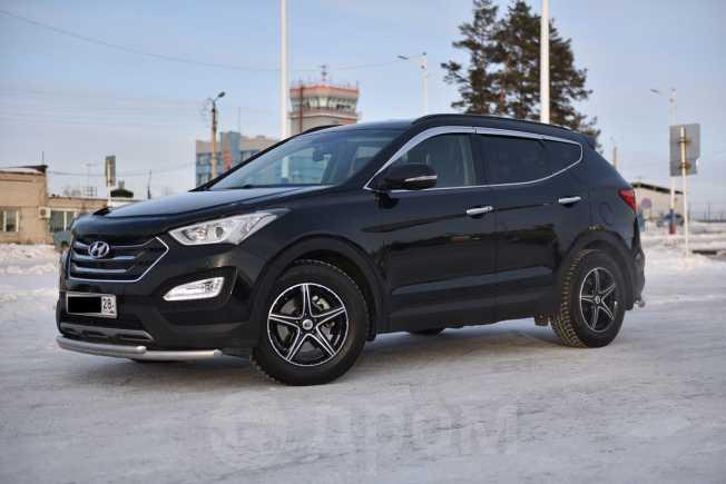 Hyundai Santa Fe, 2015 год, 1 345 000 руб.