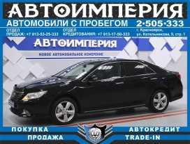 Красноярск Toyota Camry 2012