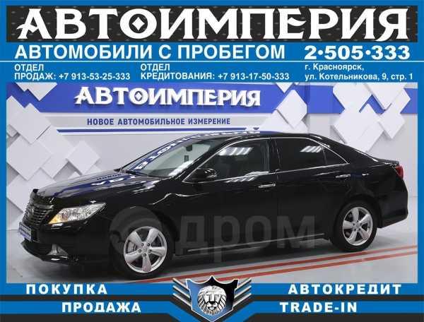Toyota Camry, 2012 год, 938 000 руб.