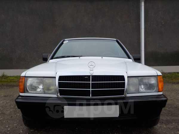 Mercedes-Benz 190, 1986 год, 240 000 руб.