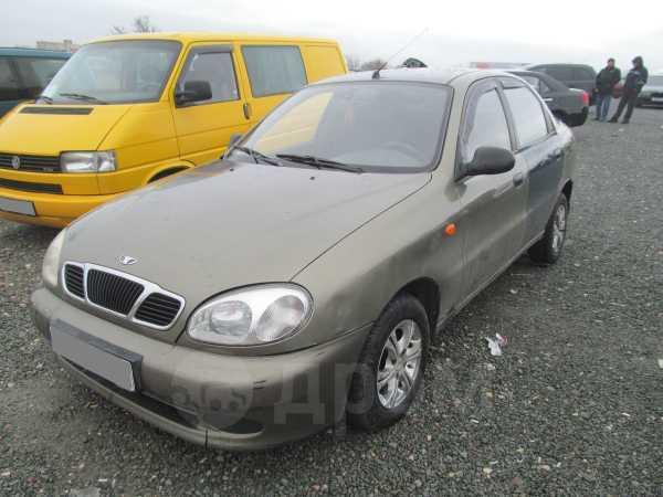 Daewoo Lanos, 2005 год, 125 000 руб.