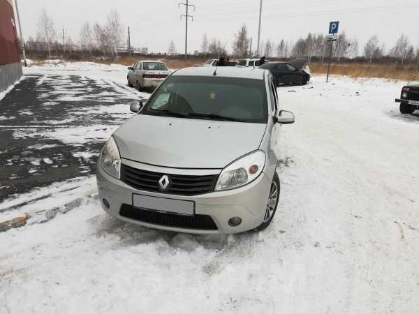 Renault Sandero, 2011 год, 350 000 руб.