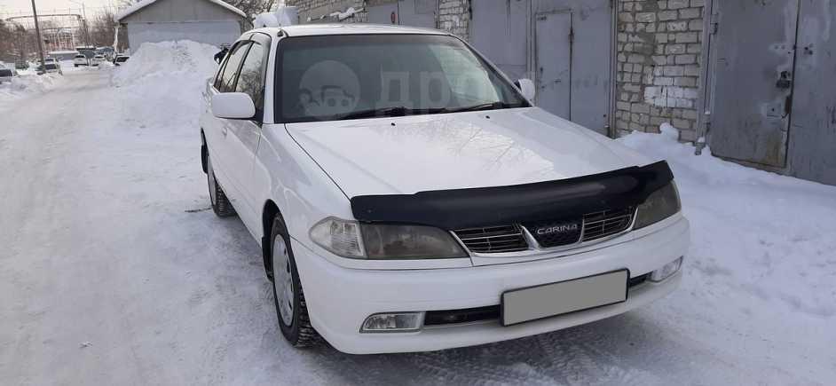 Toyota Carina, 2001 год, 335 000 руб.