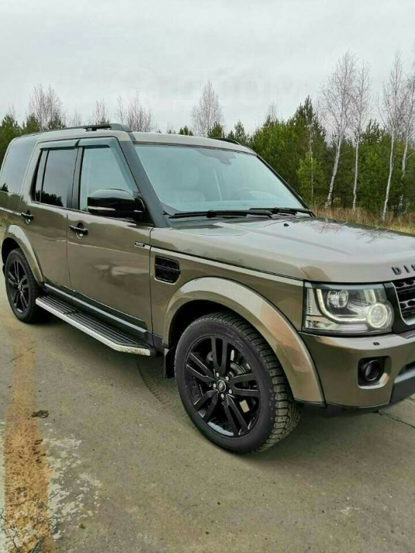 Land Rover Discovery, 2015 год, 2 050 000 руб.