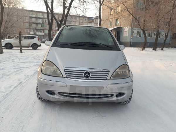 Mercedes-Benz A-Class, 2003 год, 270 000 руб.