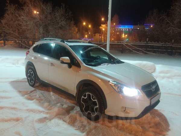 Subaru Impreza XV, 2013 год, 1 050 000 руб.