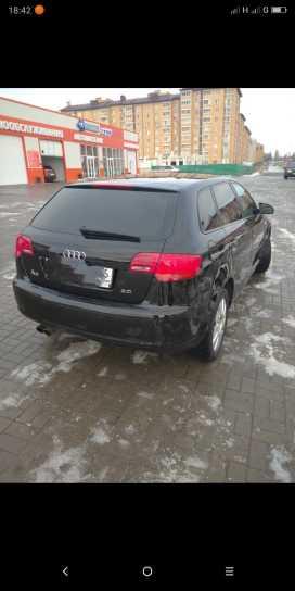 Воронеж Audi A3 2005