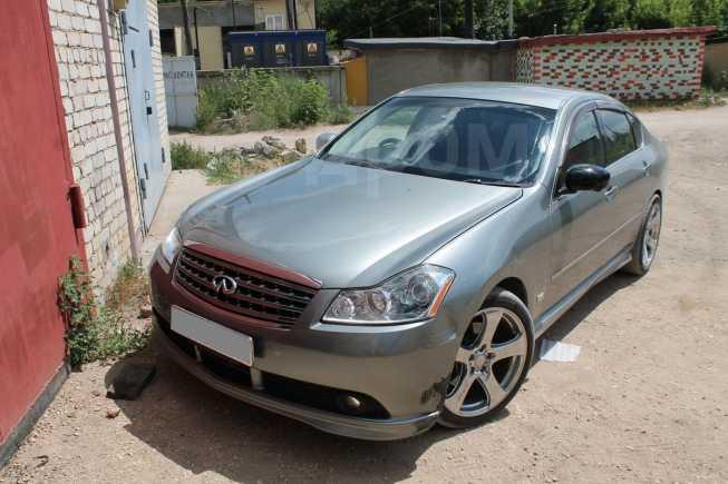 Nissan Fuga, 2005 год, 655 000 руб.