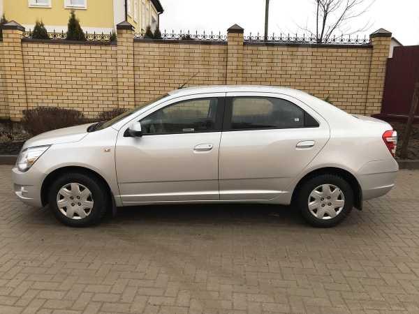 Chevrolet Cobalt, 2014 год, 413 000 руб.