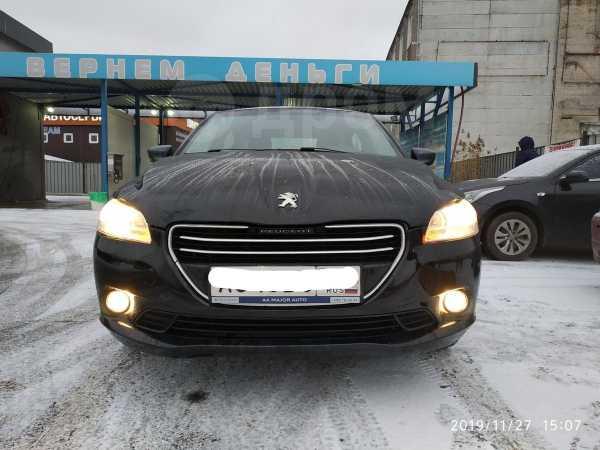 Peugeot 301, 2013 год, 540 000 руб.