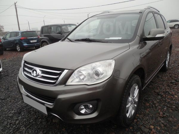 Great Wall Hover H6, 2013 год, 635 000 руб.