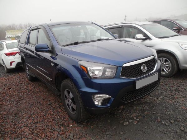 SsangYong Actyon Sports, 2012 год, 718 000 руб.