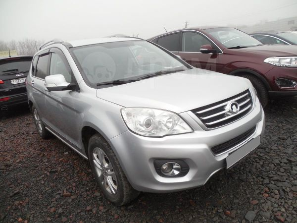 Great Wall Hover H6, 2014 год, 648 000 руб.