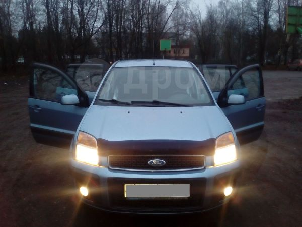 Ford Fusion, 2008 год, 339 000 руб.