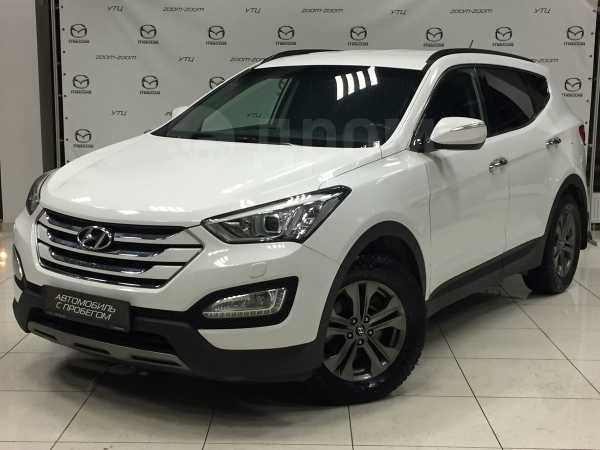 Hyundai Santa Fe, 2013 год, 1 090 000 руб.
