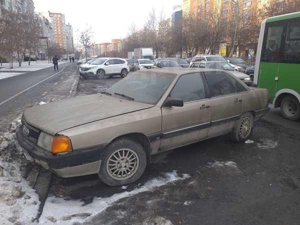 Audi 200, 1988 год, 30 000 руб.