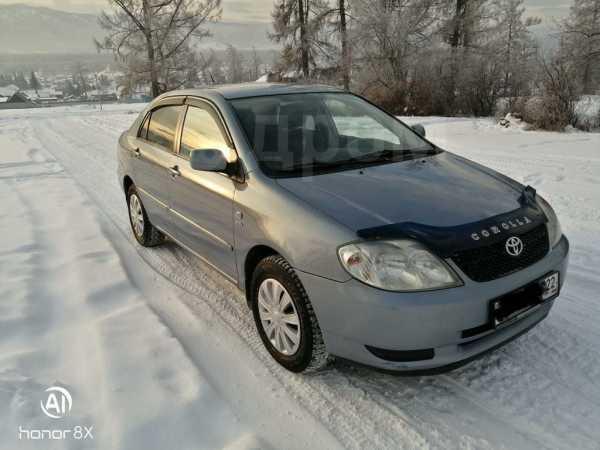 Toyota Corolla, 2003 год, 389 000 руб.