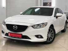 Советский Mazda6 2013