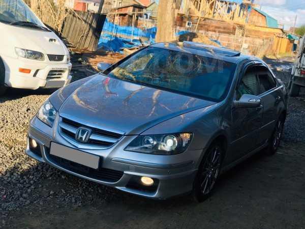Honda Legend, 2005 год, 750 000 руб.