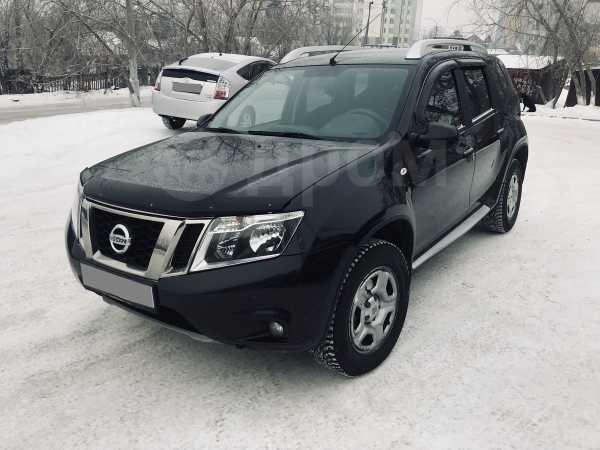 Nissan Terrano, 2017 год, 849 000 руб.