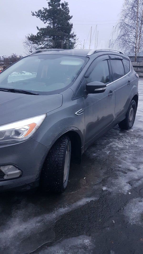 Ford Kuga, 2017 год, 1 150 000 руб.