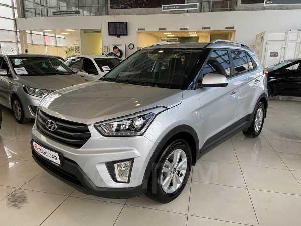 Hyundai Creta, 2017 год, 1 015 000 руб.