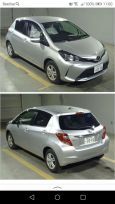 Toyota Vitz, 2015 год, 505 000 руб.