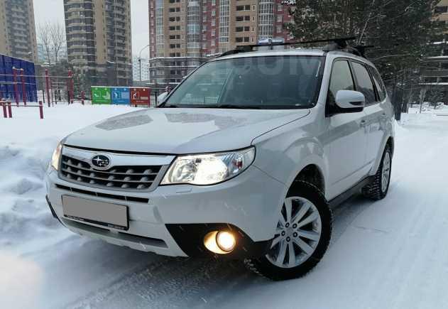 Subaru Forester, 2012 год, 880 000 руб.