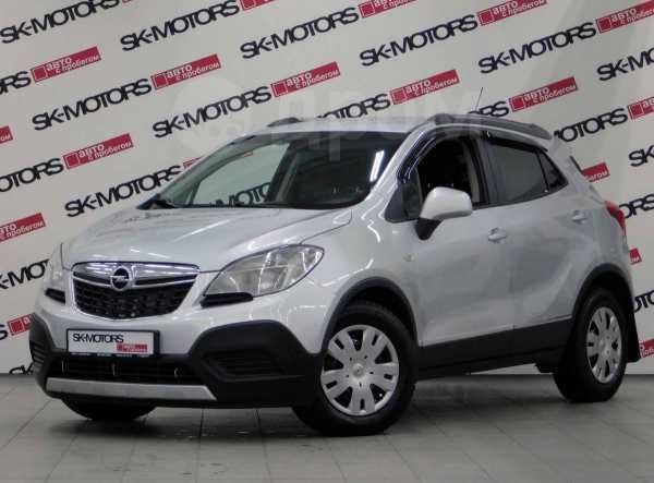 Opel Mokka, 2013 год, 565 950 руб.