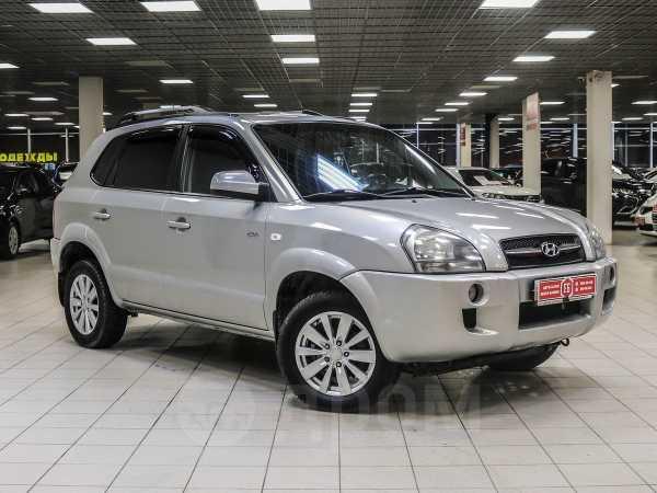 Hyundai Tucson, 2007 год, 518 000 руб.