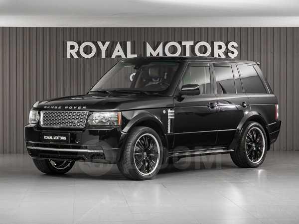 Land Rover Range Rover, 2010 год, 1 190 000 руб.