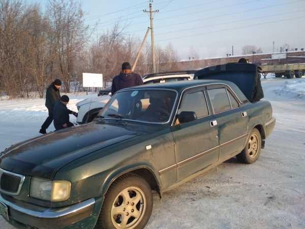 ГАЗ 3110 Волга, 2001 год, 35 000 руб.