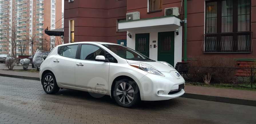 Nissan Leaf, 2015 год, 1 499 000 руб.