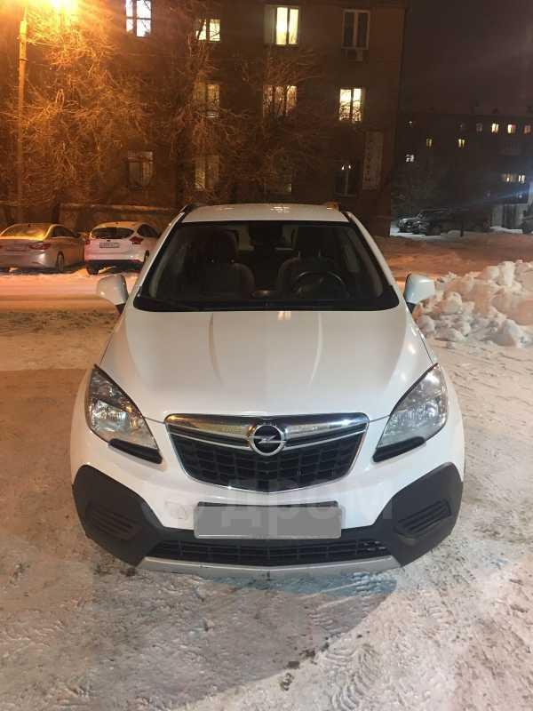 Opel Mokka, 2014 год, 585 000 руб.