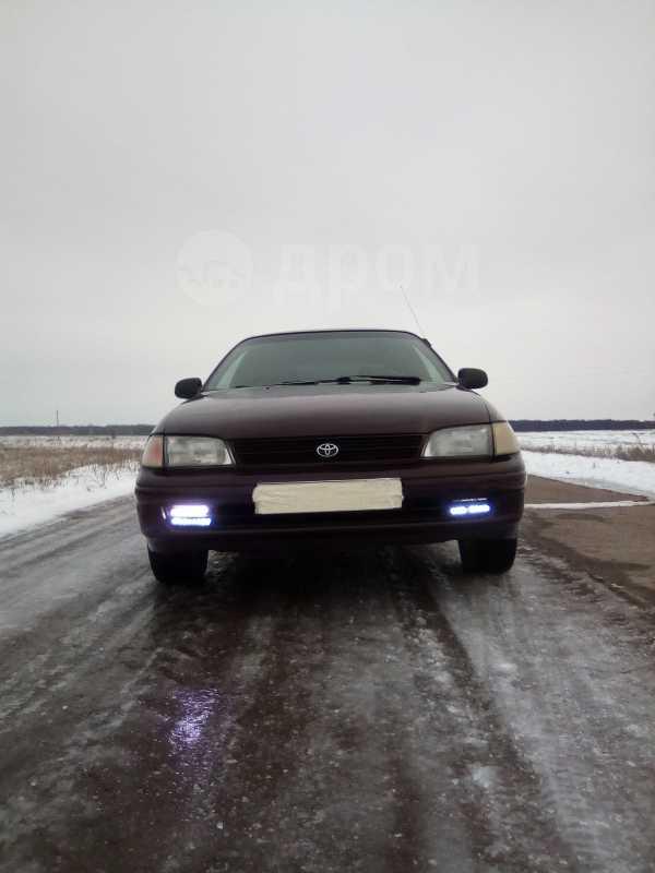 Toyota Carina E, 1994 год, 80 000 руб.