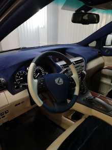 Чита Lexus RX350 2009