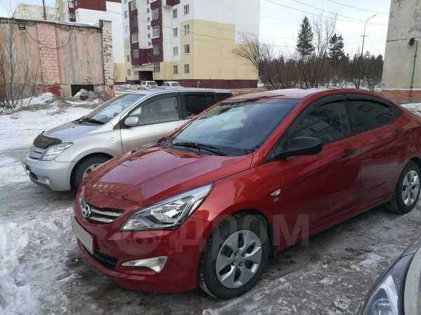 Hyundai Solaris, 2014 год, 630 000 руб.