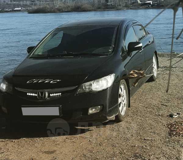 Honda Civic, 2007 год, 440 000 руб.