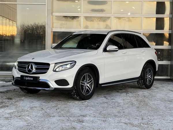 Mercedes-Benz GLC, 2016 год, 1 945 000 руб.